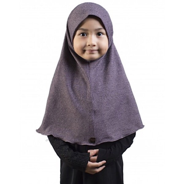 Salwani JR Raisin Purple