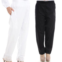 Ladies Lace Pants