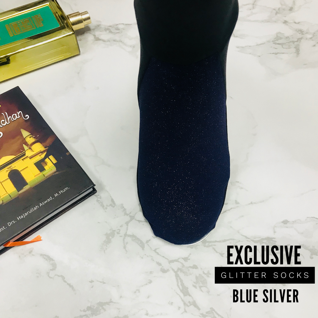 Exclusive Glitter Socks