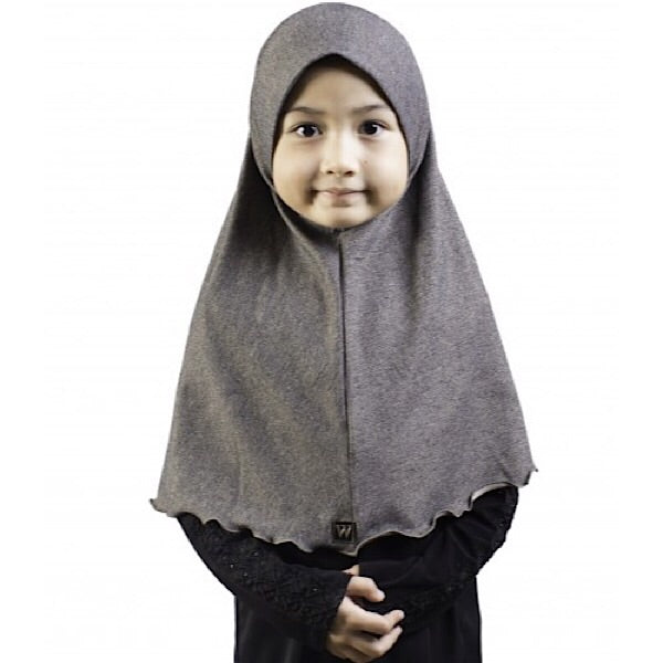 Salwani JR Hot Grey