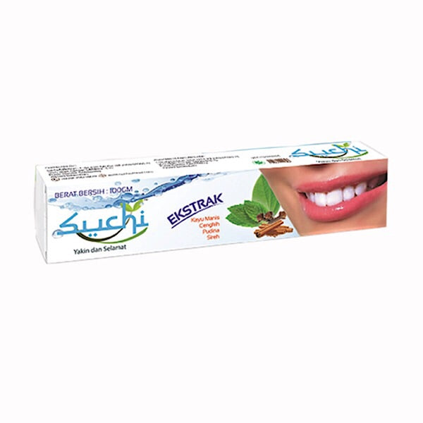 Suchi Essentials - Toothpaste