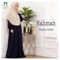Rahmah 2.0 - Dark Blue