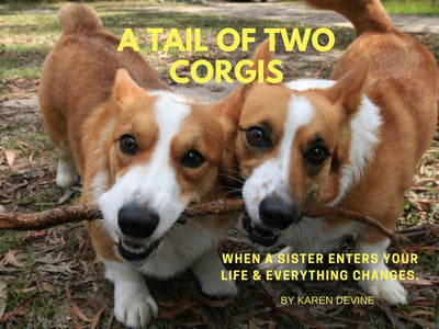 A Tail of Two Corgis Book - Devine Educational Consultancy Services