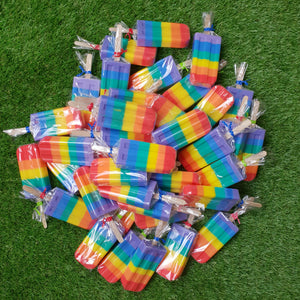 Rainbow Pop Soapsicle