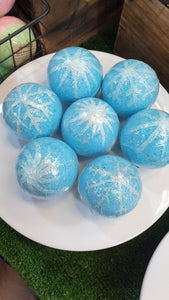 Frozen The Bath Bomb
