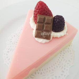 Cake Soap - Berry Pretty