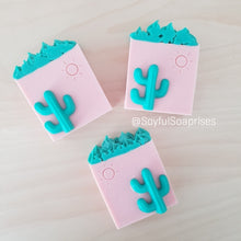 Body Soap - Cactus Day Dream(Out of Stock)