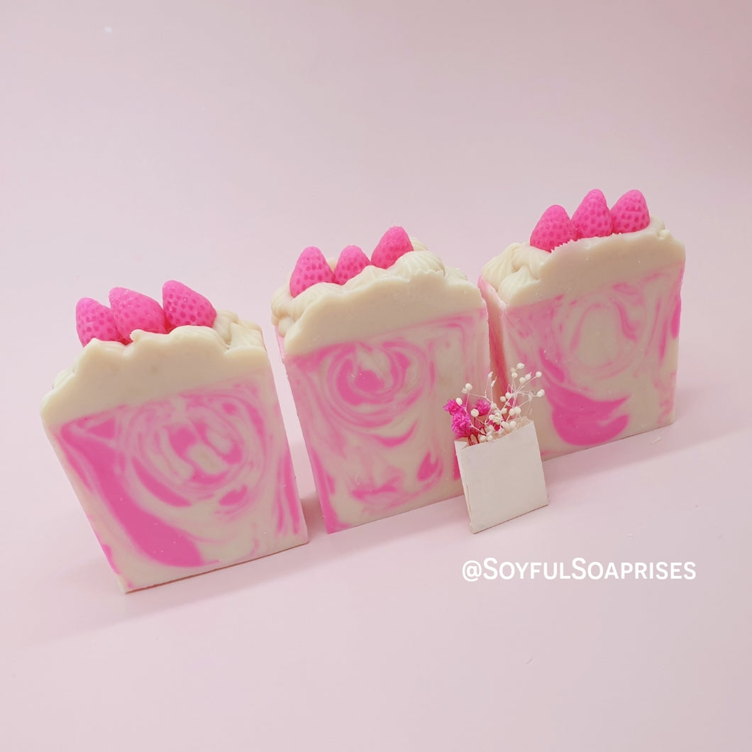 Body Soap - Pink Champagne