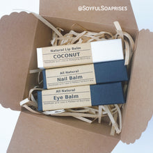 Balm-tastic Gift Set Small (Lip, Eye and Nail Balm)
