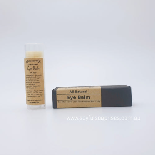 All Natural Eye Balm