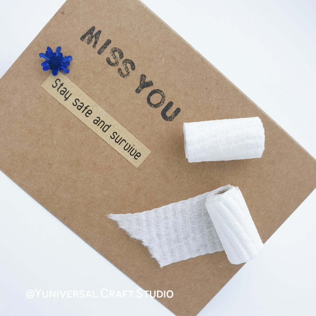 Greeting Card - Miss You (COVID19 ver.)