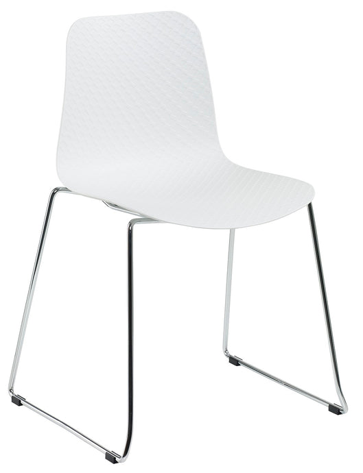 Polo Chair (Chrome Base)
