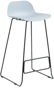 Polo Stool (Black Base)