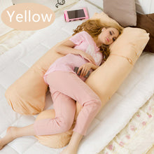 "51"" x 27"" Maternity U Shaped Body Pillow"