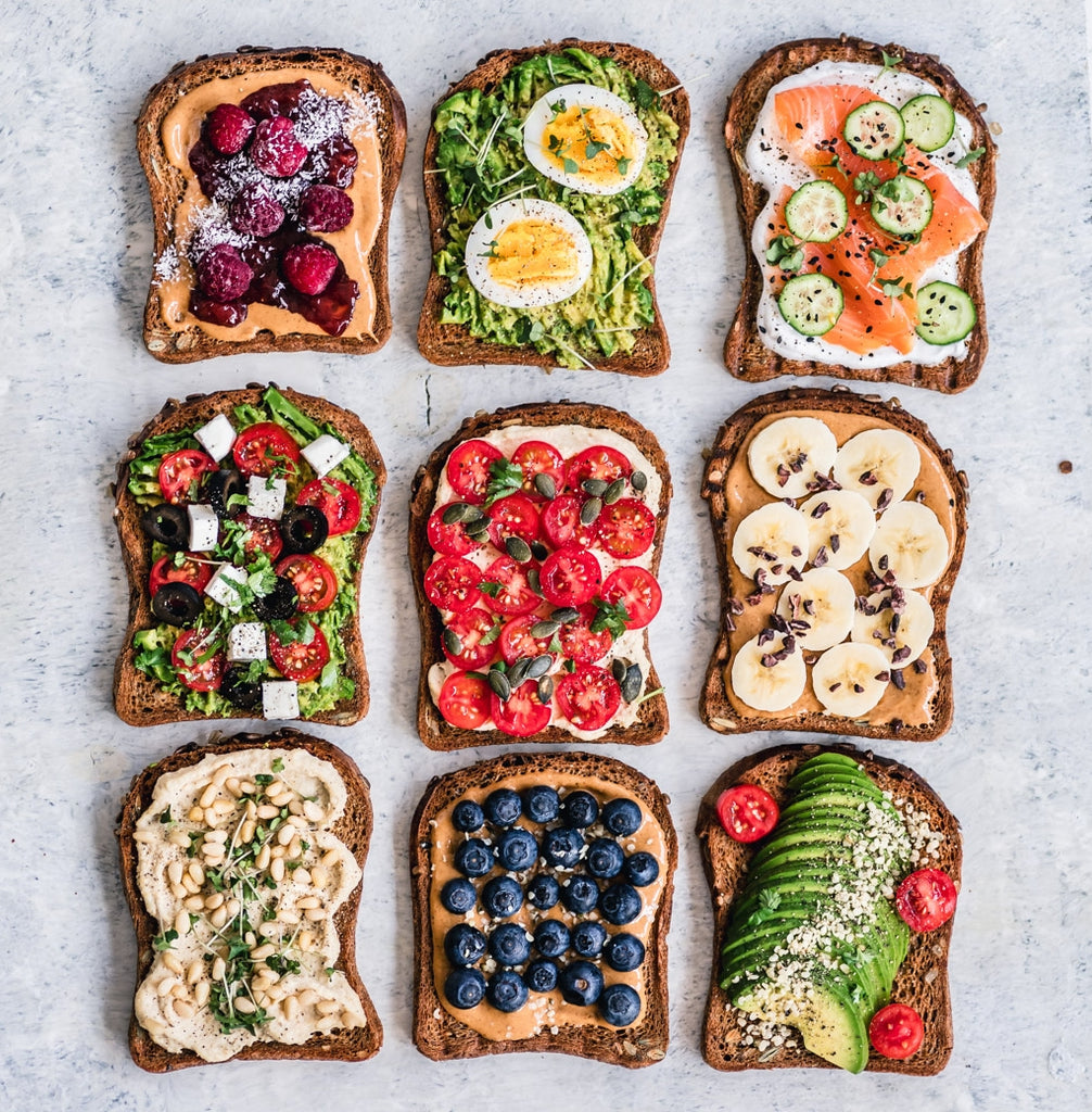 Toast Toppers