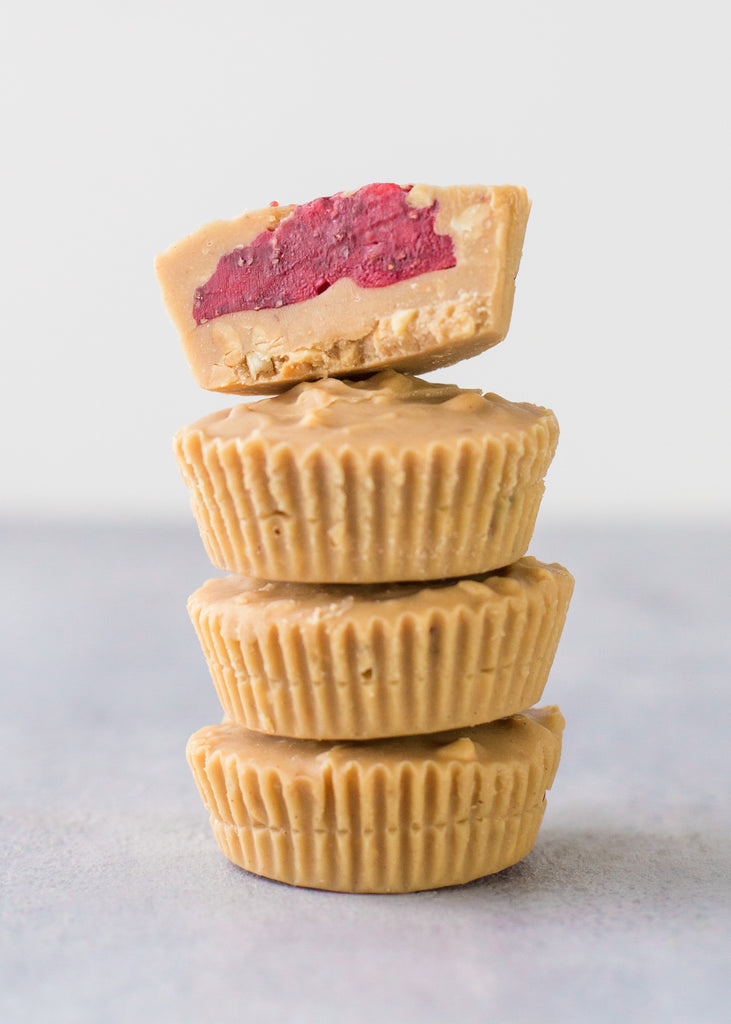 Peanut Butter & Jelly Cups!