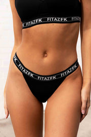 FitazFK Triangle Bra & Brief Set
