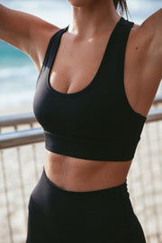 FitazFK Power Crop | Activewear | Workout Apparel | Exercise Clothing