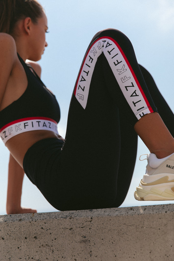 FitazFK Finesse Tights | Activewear | Workout Apparel | Exercise Clothing