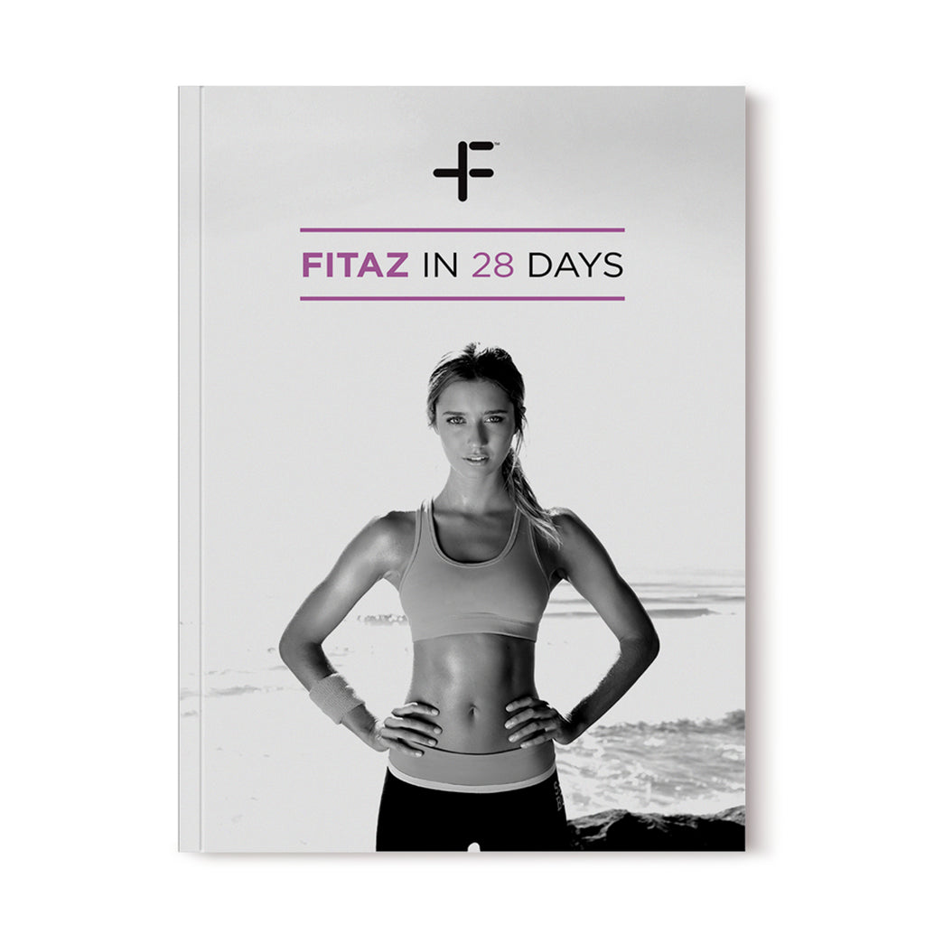 FitazFK 28 Day Guide | Fitness Program | Exercise and Nutrition Guide