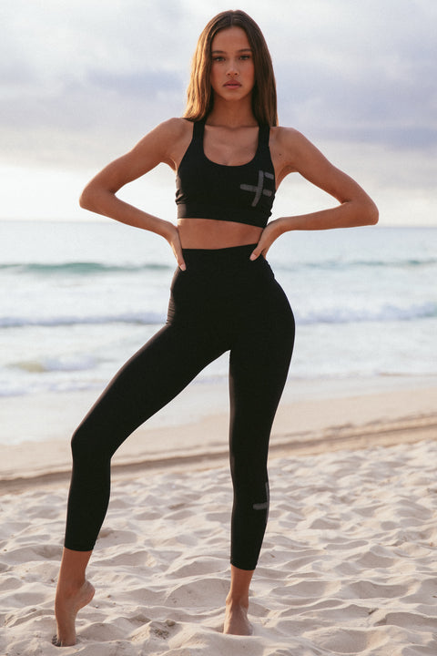 FitazFK The 'F' Tights | Activewear | Workout Apparel | Exercise Clothing