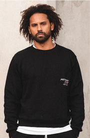 CO-ORDNTS Mens Jumper Black Onyx
