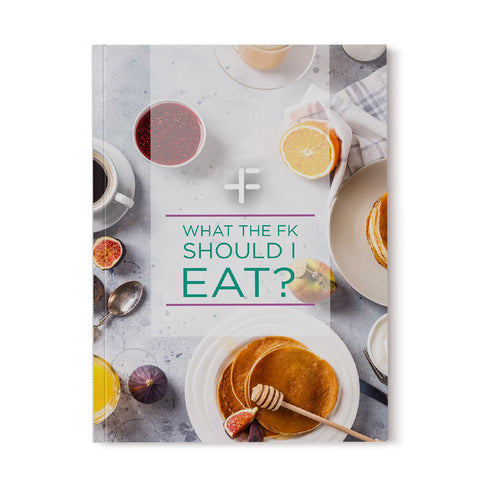 FitazFK Cookbook | What should I eat? | Fitness and Nutrition Guide | Recipes