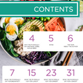 FitazFK Cookbook Contents | What should I eat? | Fitness and Nutrition Guide | Recipes