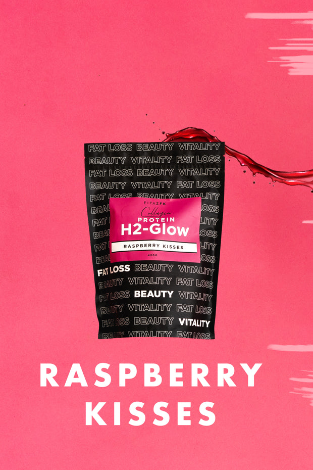 H2-GLOW Raspberry Kisses