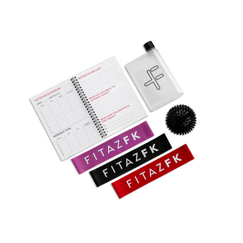 FitazFK Accessories | Essentials Pack | Workout Equipment