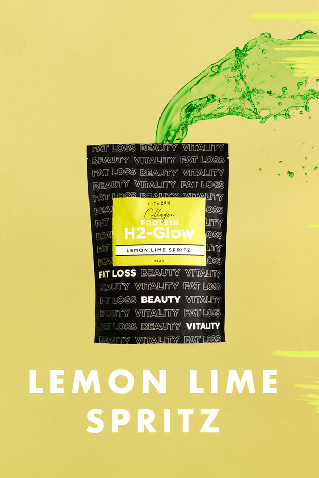 H2-GLOW Lemon Lime Spritz