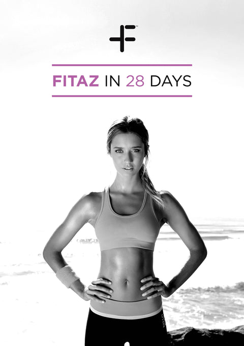 FitazFK Couples Challenge | Womens 28 Day Guide | Fitness and Nutrition Guides