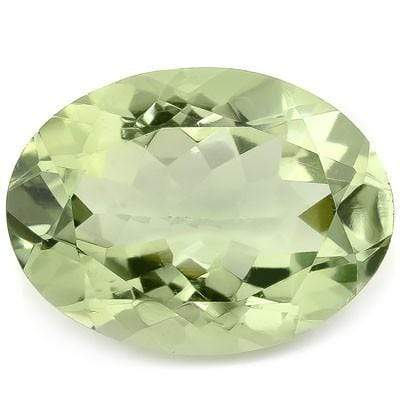 BEAUTIFUL 2.24 CARAT TW (1 PCS) GREEN AMETHYST LIGHT GREEN TEA GEMSTONE - Wholesalekings.com