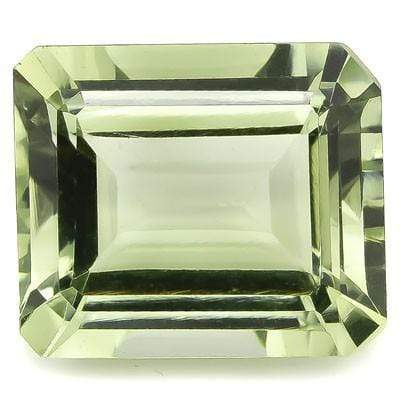 PRICELESS 4.45 CARAT TW (1 PCS) GREEN AMETHYST LIGHT GREEN TEA GEMSTONE wholesalekings wholesale silver jewelry
