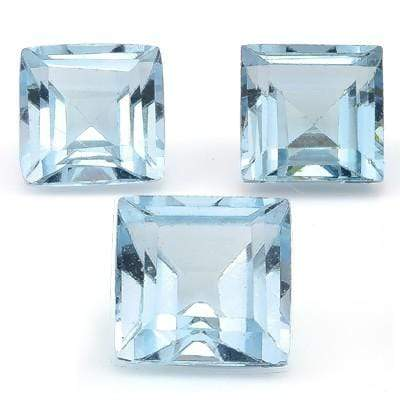 PRICELESS 7.22 CARAT TW (3 PCS) BLUE TOPAZ GEMSTONE - Wholesalekings.com