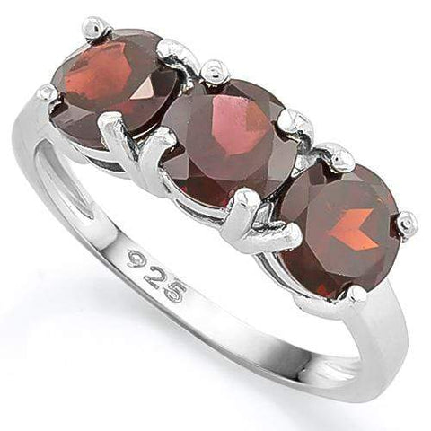 SUPERB !  9 3/5 CARAT GARNET   925 STERLING SILVER RING wholesalekings wholesale silver jewelry