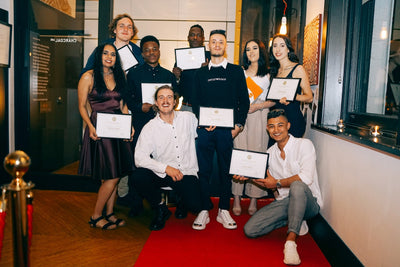 Seven young people graduate HoMie's Pathway Alliance program for 2019!