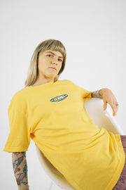 Graf tee - Sunflower yellow