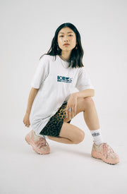 Finding Space tee - White