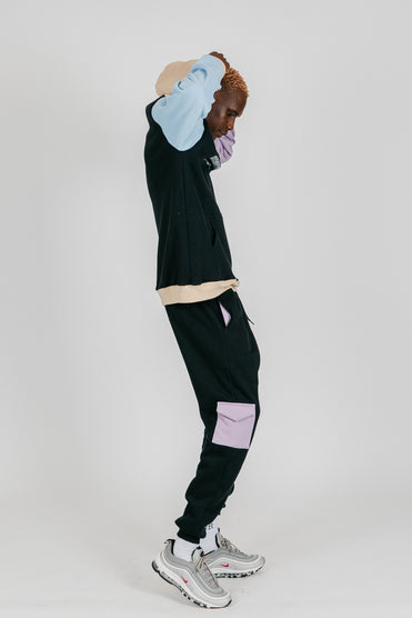 PRE-SALE Pocket pop track pants