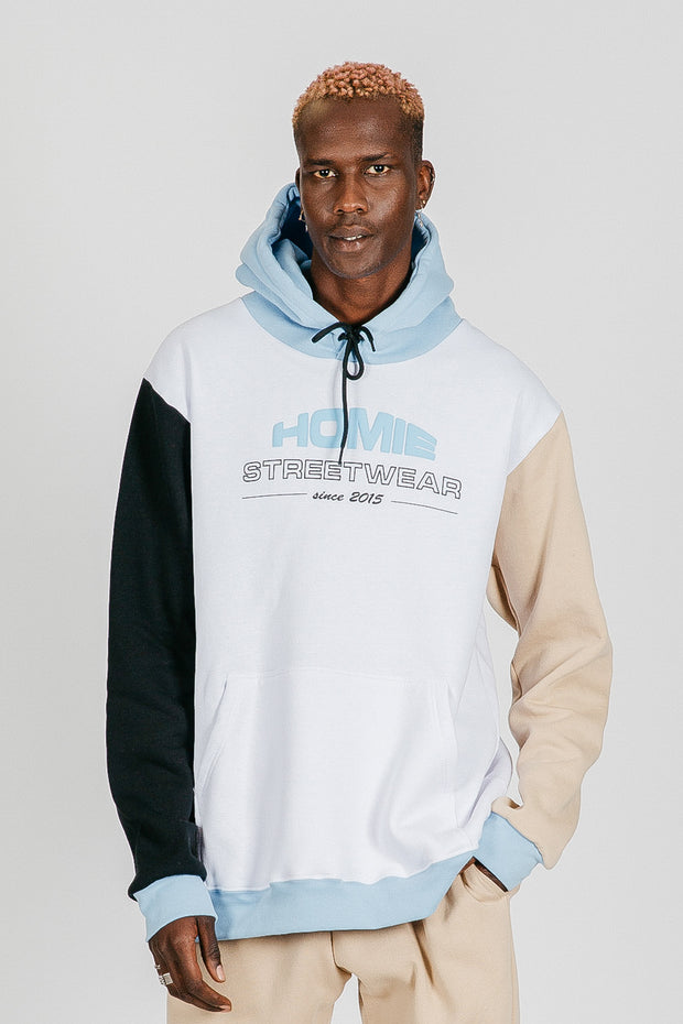 Four panel hoodie