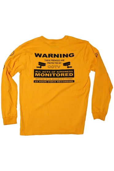 CCTV Long sleeve