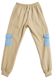 Pocket pop track pants