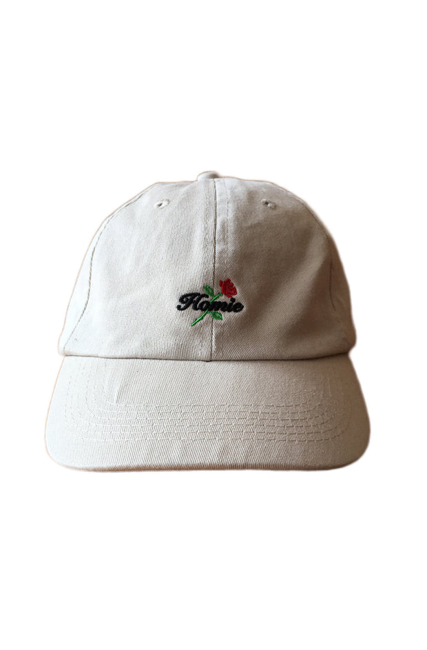 Rose dad cap