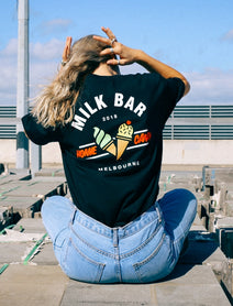 Milk bar t-shirt
