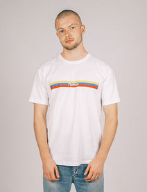 fitzroy strip t-shirt