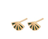 Flare Green Earsticks