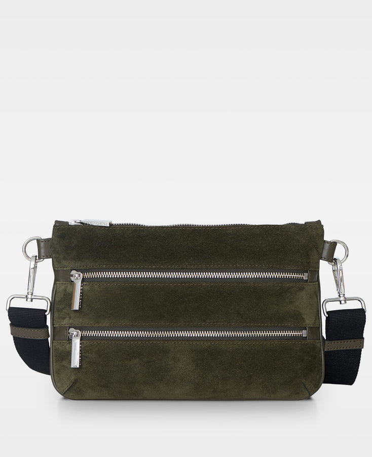 Jade Belt Bag Army