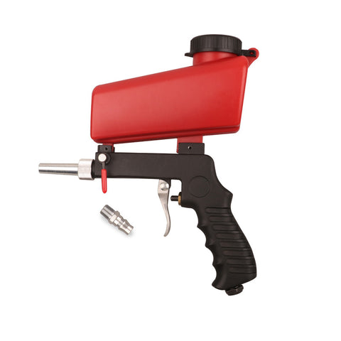 90psi Portable Gravity Sandblasting Gun