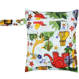 Waterproof Reusable Nappy Bag